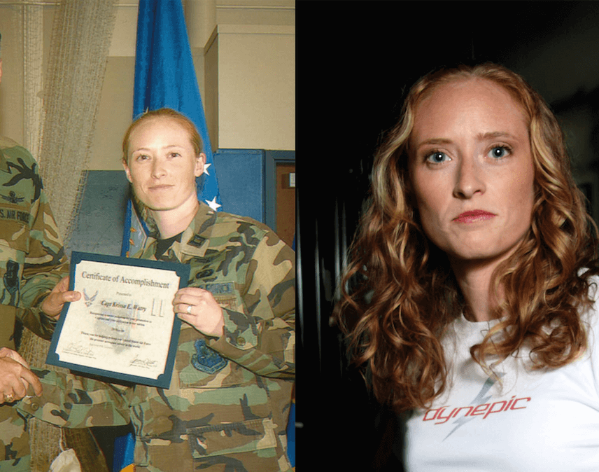 Air Force Vet Turned Entrepreneur Takes Her Genius to a Boot Camp Unlike Any Other
